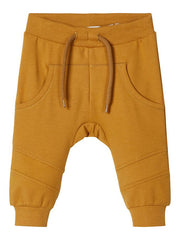 Cotton Kifun Sweat Pants brown