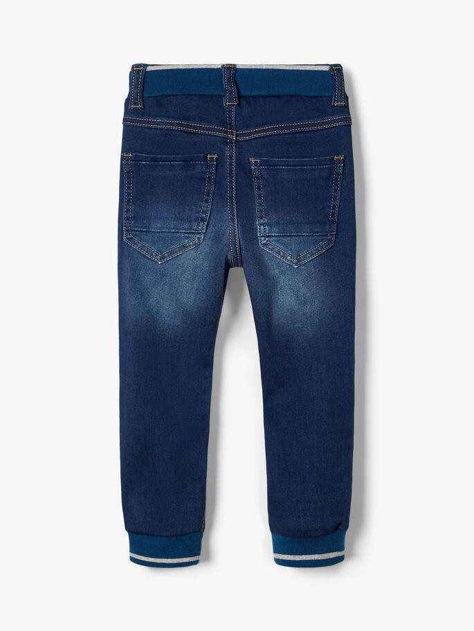 Power Stretch Baggy Fit Jeans Noos_back