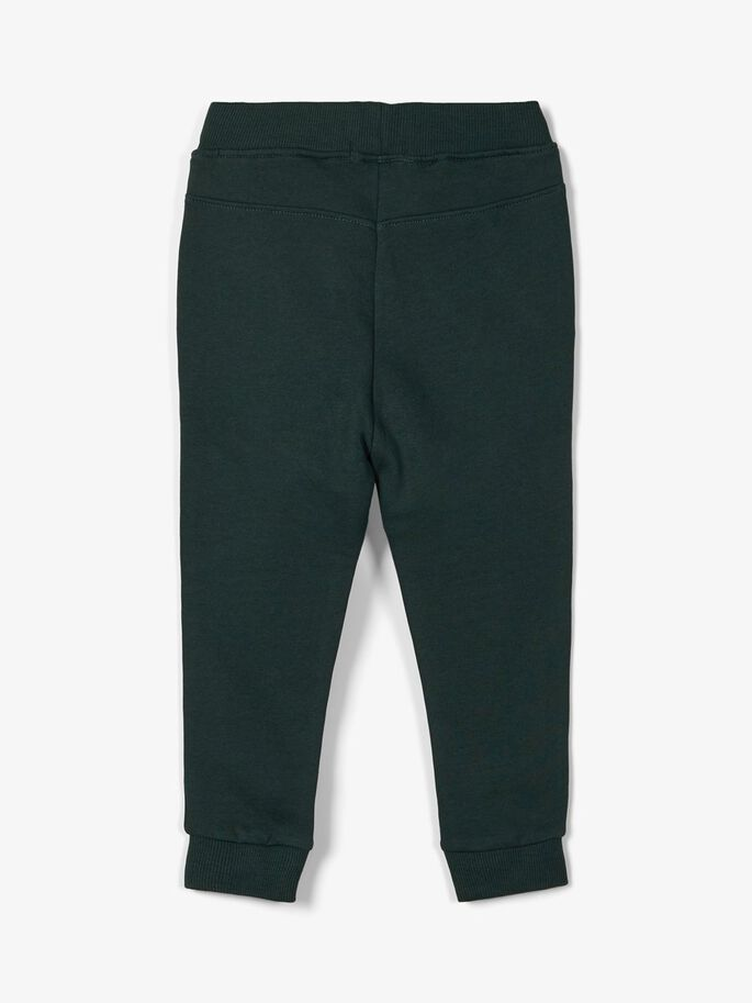 Girls Louisa Green Sweat Pants