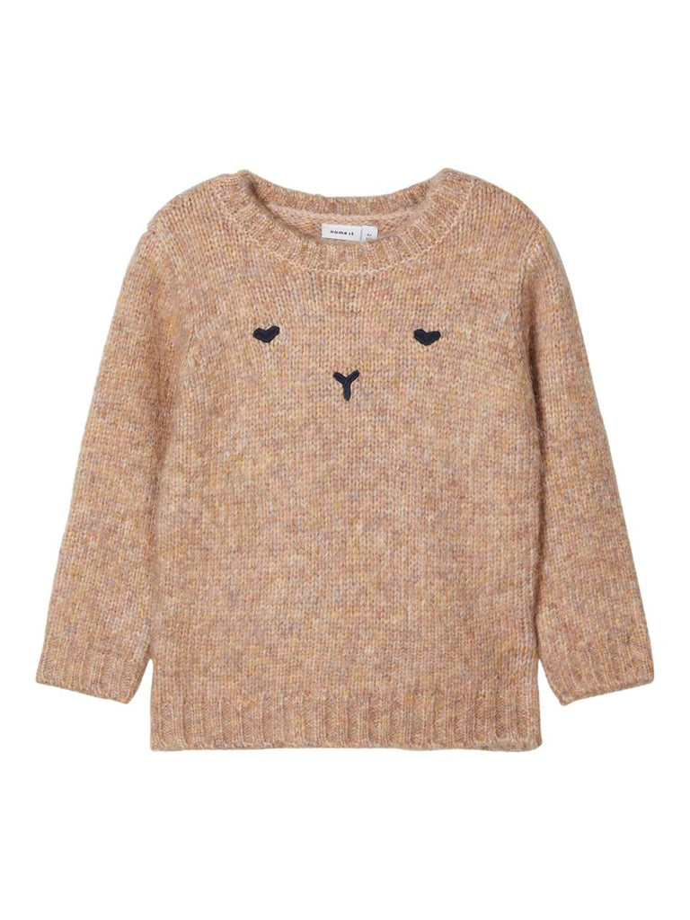 Osili Embroidered Knitted Jumper