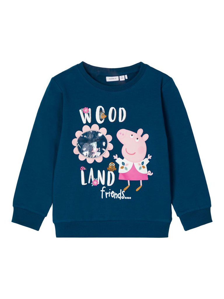 Peppapig Lois Sweat navy