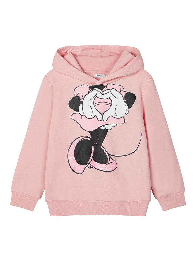 Disney Minnie Mouse Sweatshirt pink
