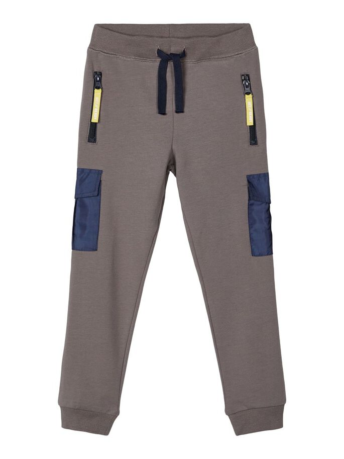 Scott Boys Grey Sweat Pant