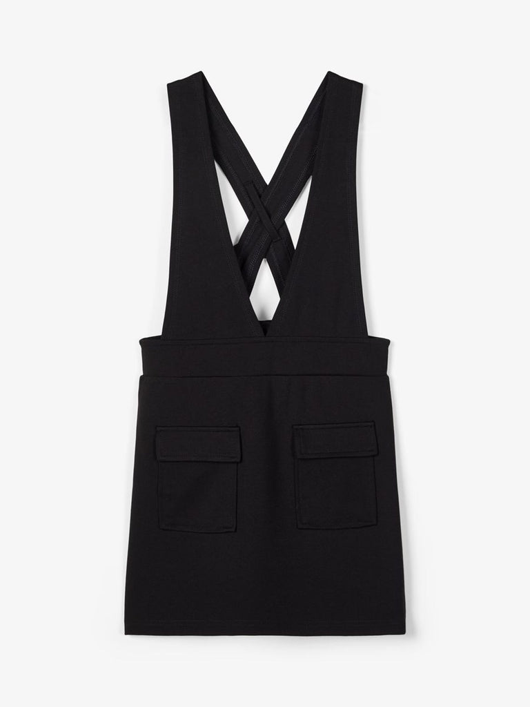 Riminna Viscose Pinafore Dress