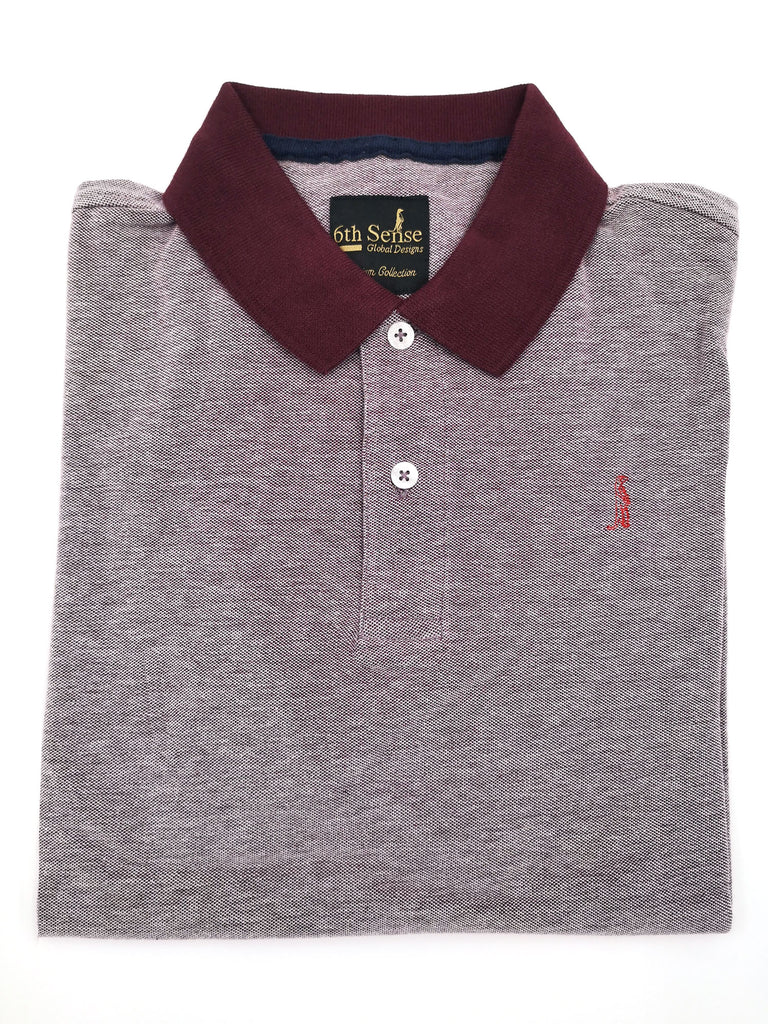 McGregor Contrast Collar Port Polo