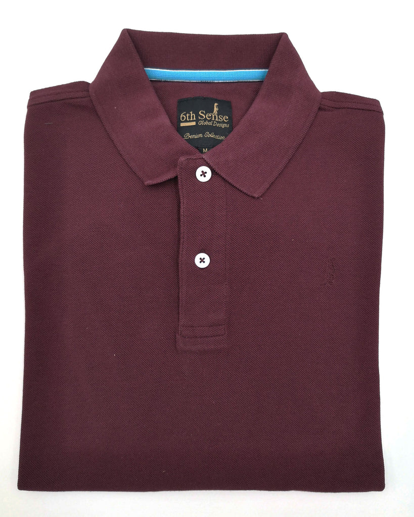 Shark Plain Port Polo