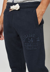 Superdry Core Applique Eclipse Navy Jogger Sweatpants