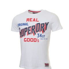 34ST Goods Optic Tee by Superdry