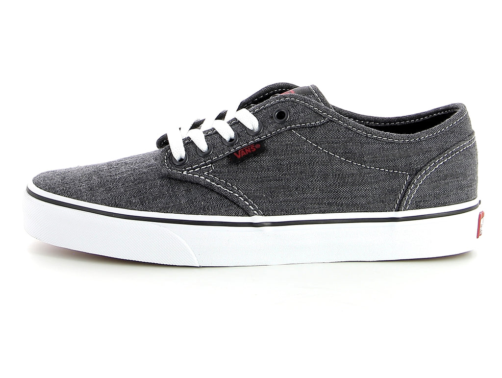 Atwood Distress Black/white Trainer by Vans