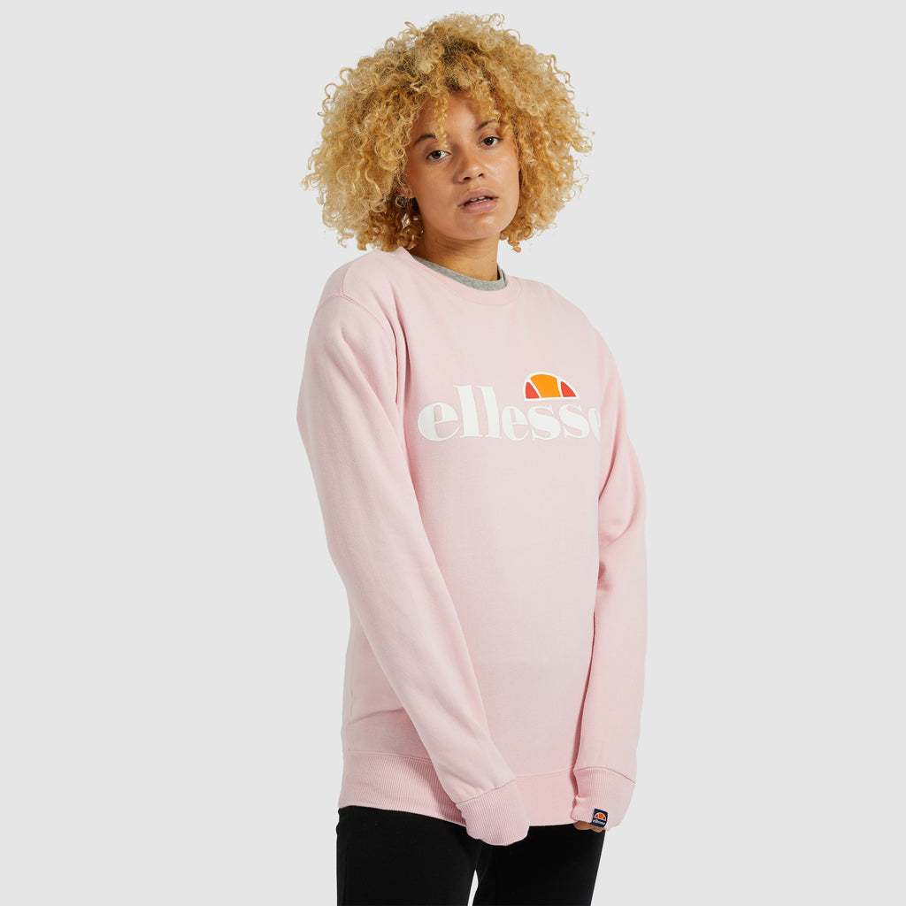 Ellesse Agata Women's Light Pink Sweatshirt