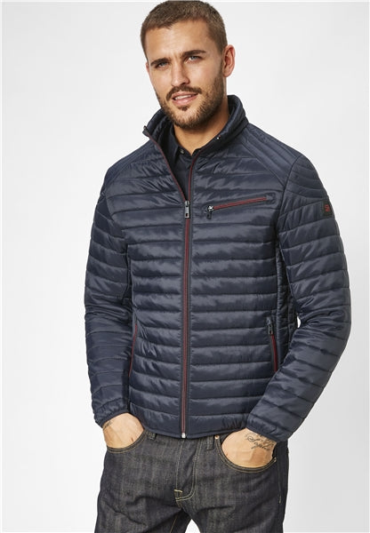 Men's Madboy Reloaded Navy Padded Jacket