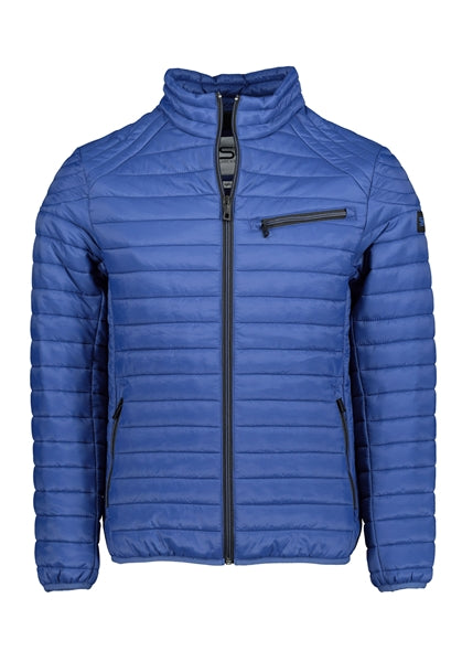Men's Madboy Reloaded Saphire Blue Padded Jacket