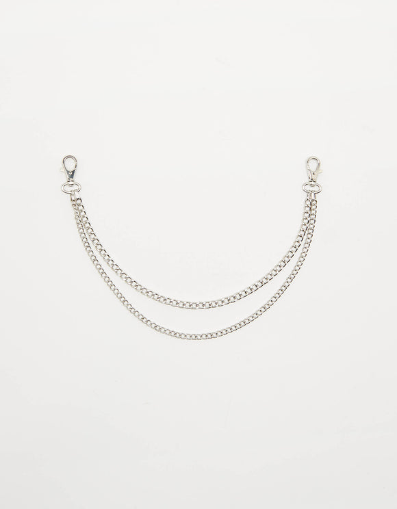 Silver Women's Trouser Chain by Tally Weijl