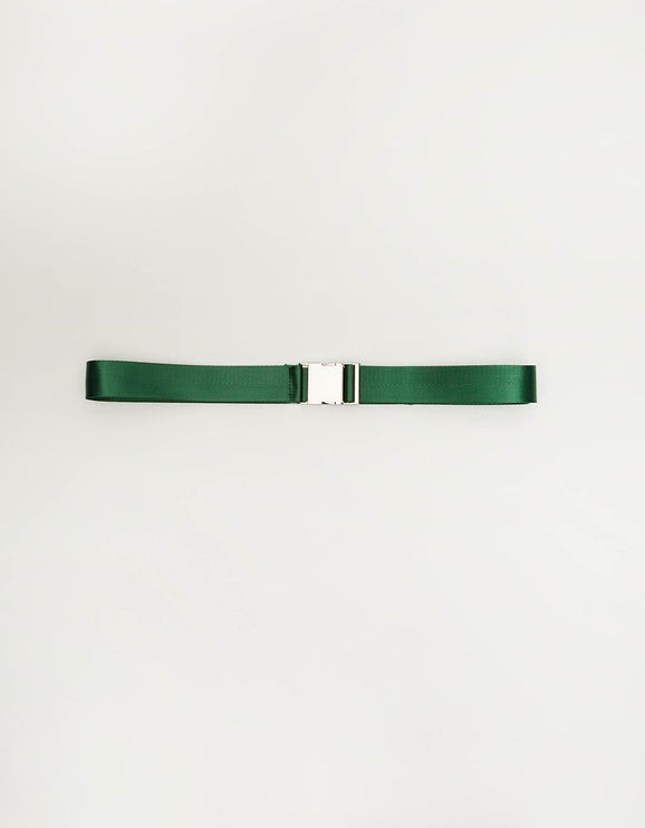 Women's Green Safety Buckle-style Belt by Tally Weijl