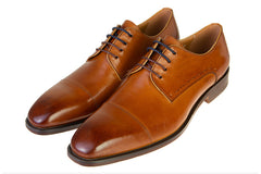 Benetti Leather Arthur Tan Shoe