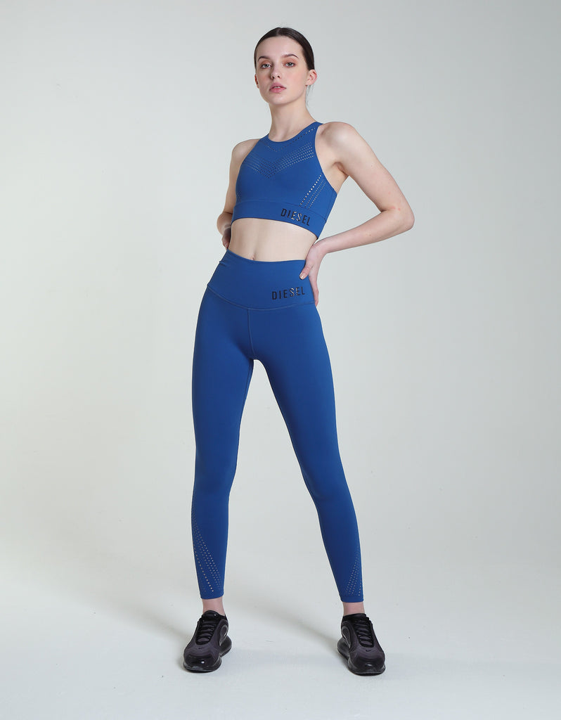 Rita Blue Leggings Pant