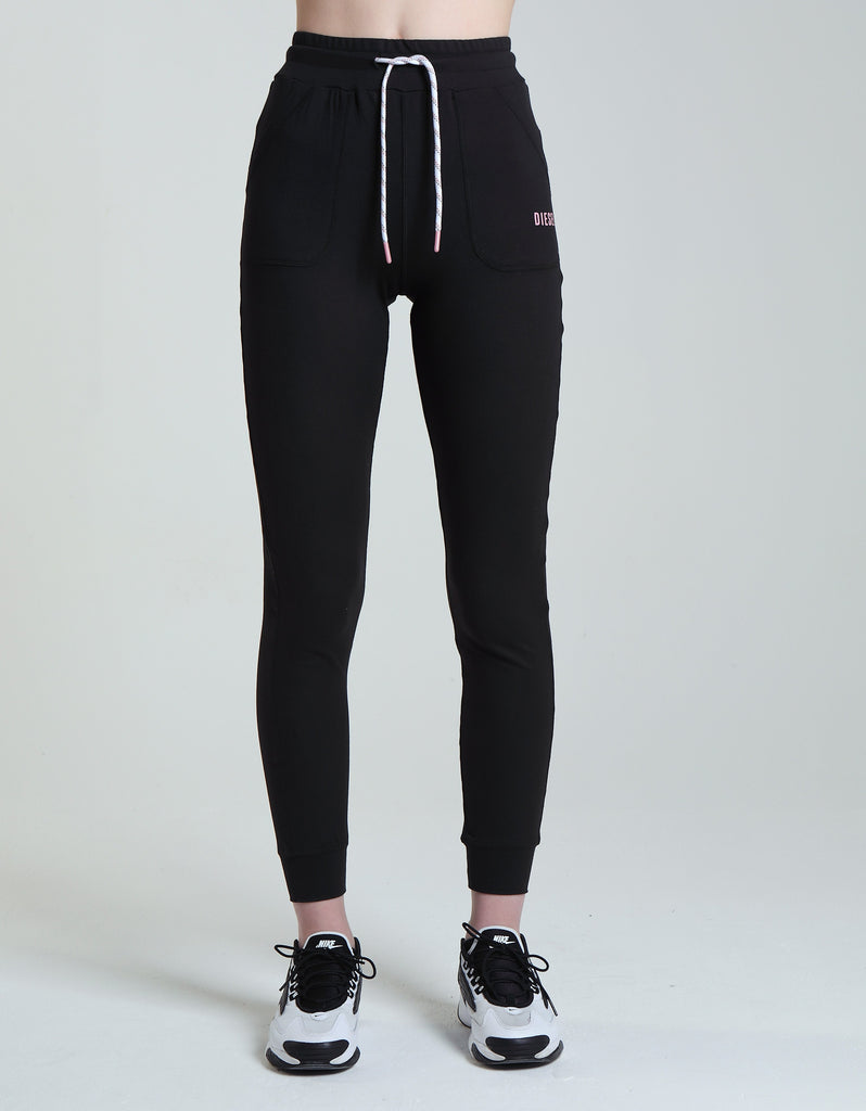 Ondrei Black Women's Jogger Pants