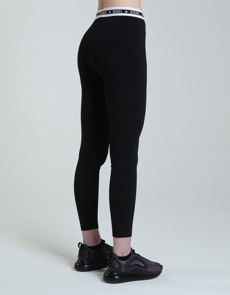 Charley Black  Stretch Leggings