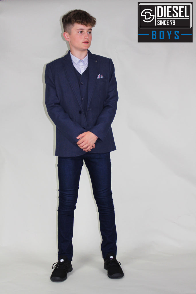 Shane noys Blazer in Navy