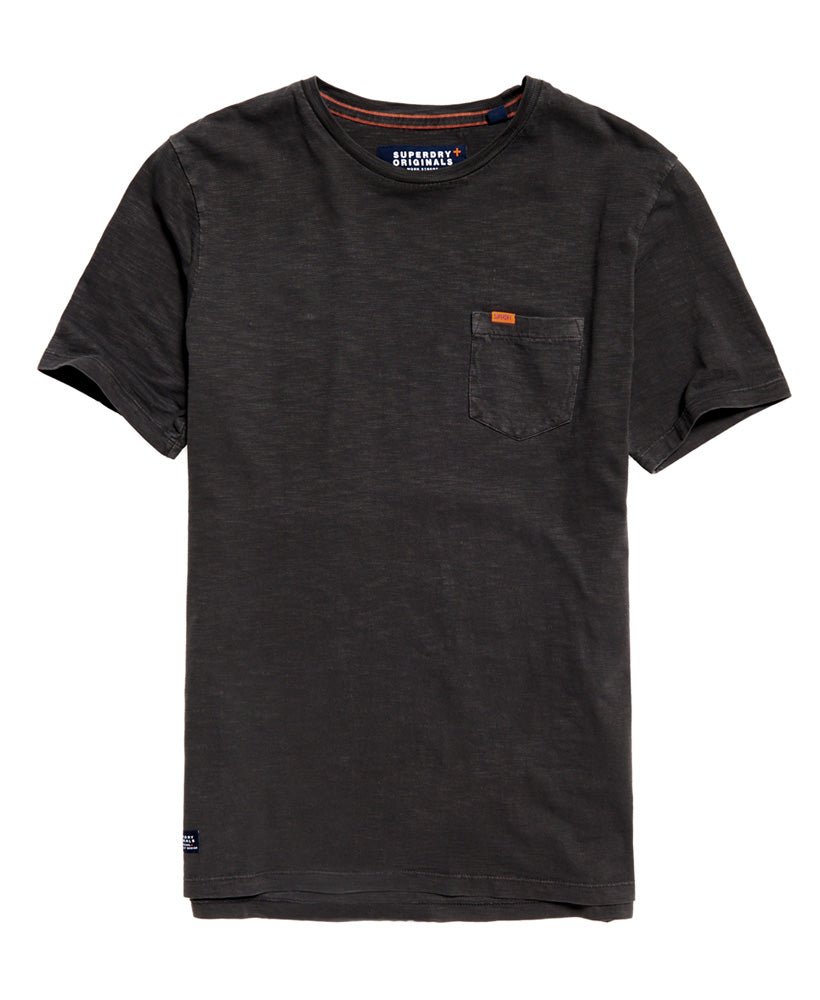 Dry Originals Pocket Tee by Superdry