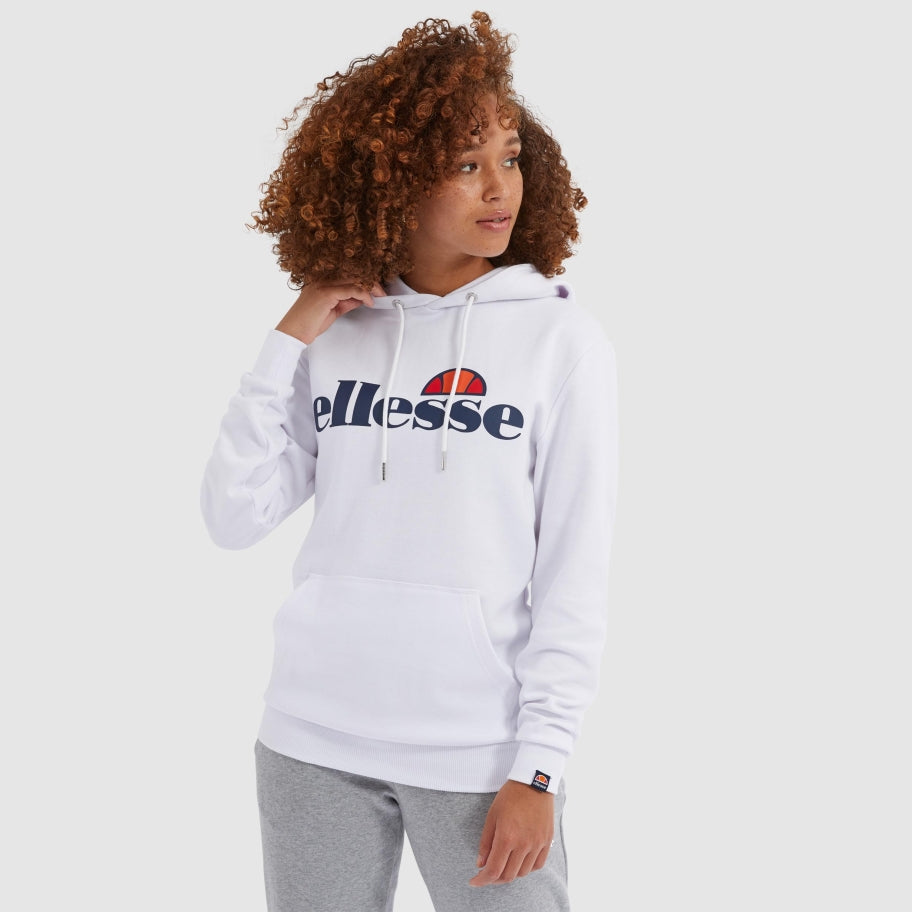 Women's Torices Over Head White Hoody