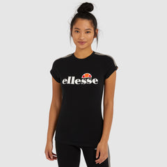 Mails Tee Black by Ellesse Womens