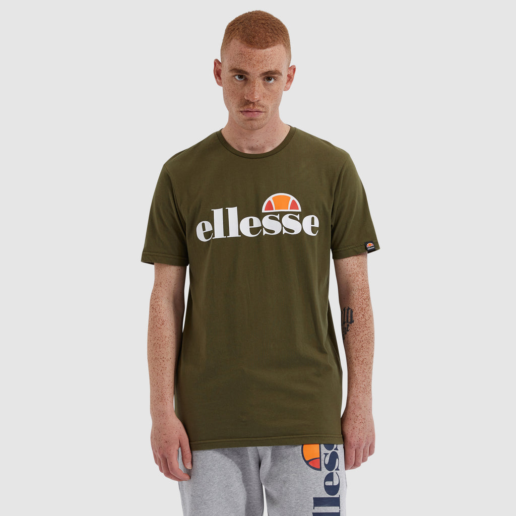 SL Prado Men's Khaki Tee by Ellesse