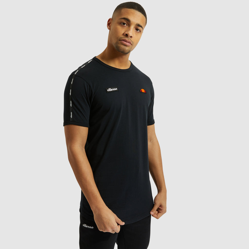 Fedora Black short sleeve Tee