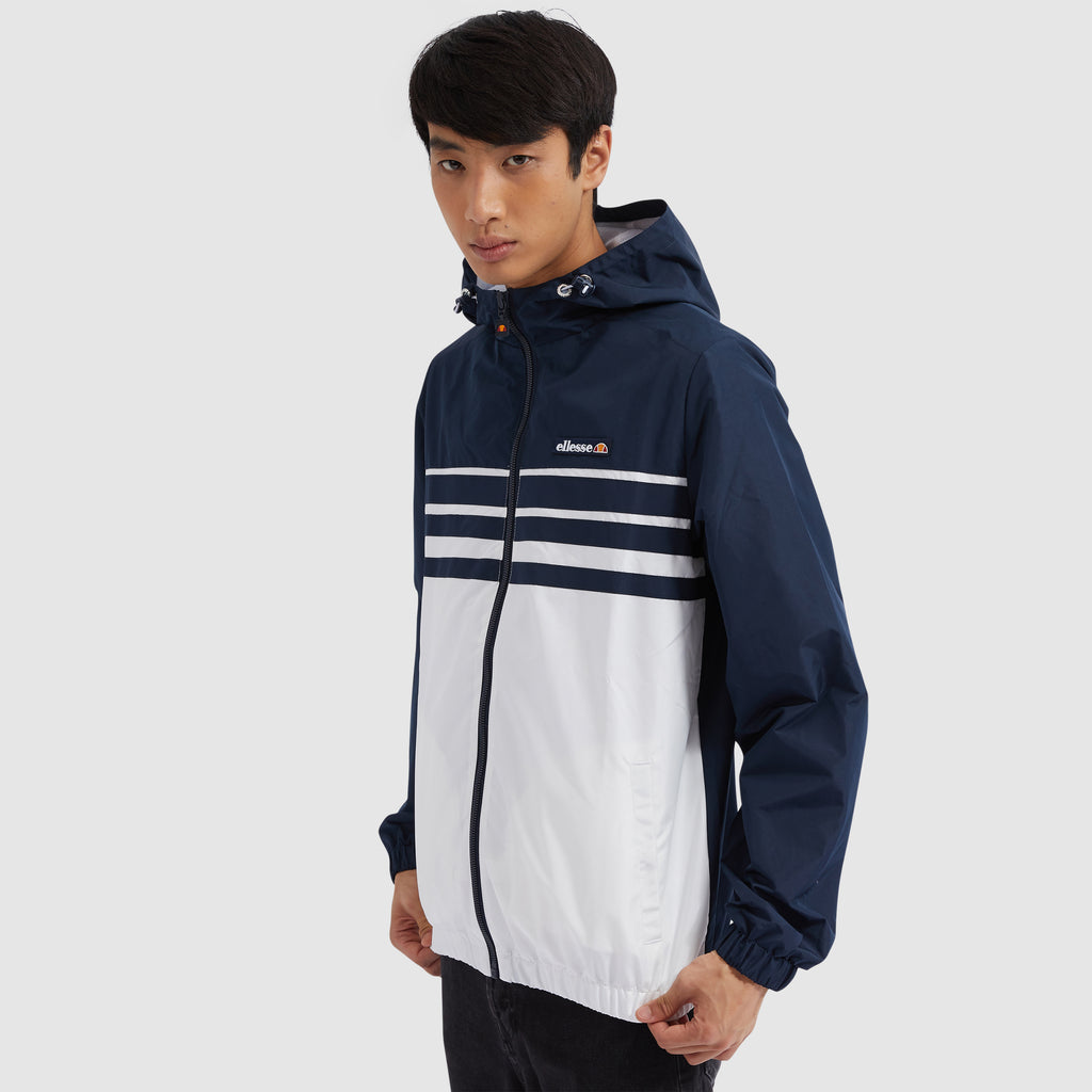 Lo Duca Wind Runner Navy Jacket By Ellesse