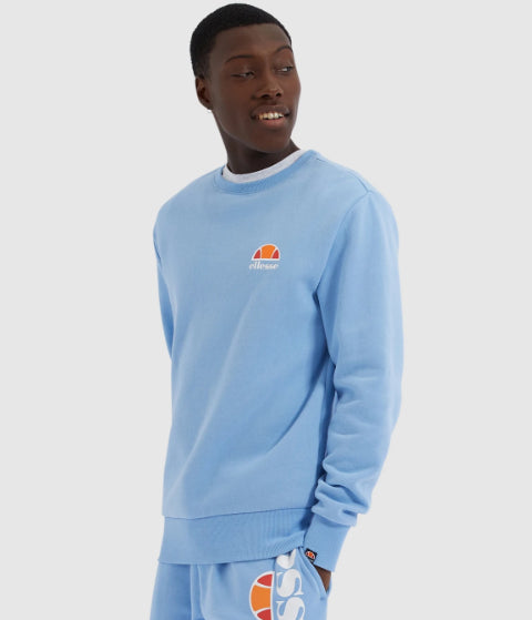 Diveria Light Blue Ellesse Sweatshirt