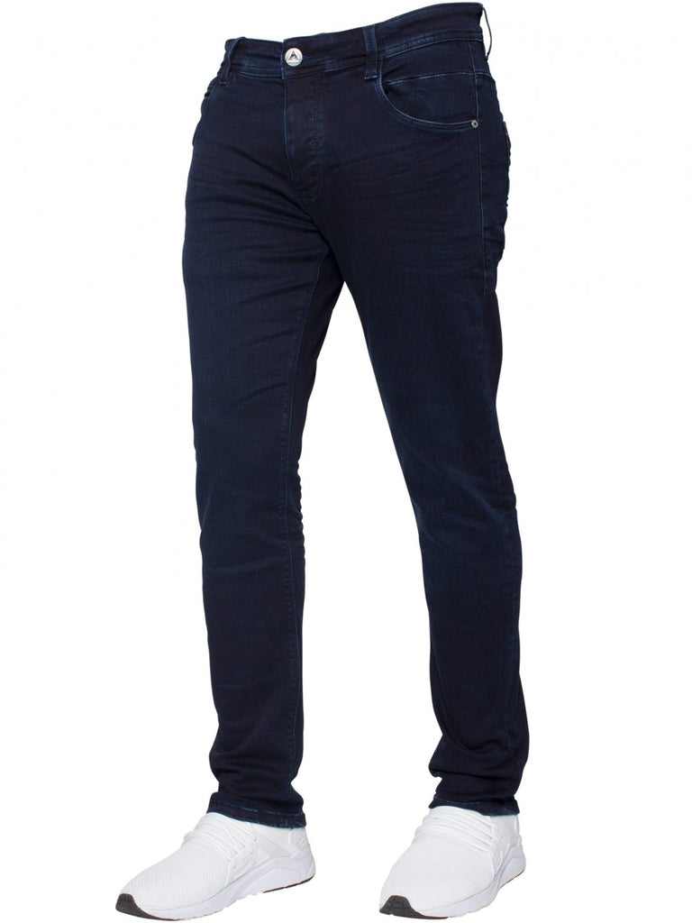 em624 hyper stretch slim navy jean