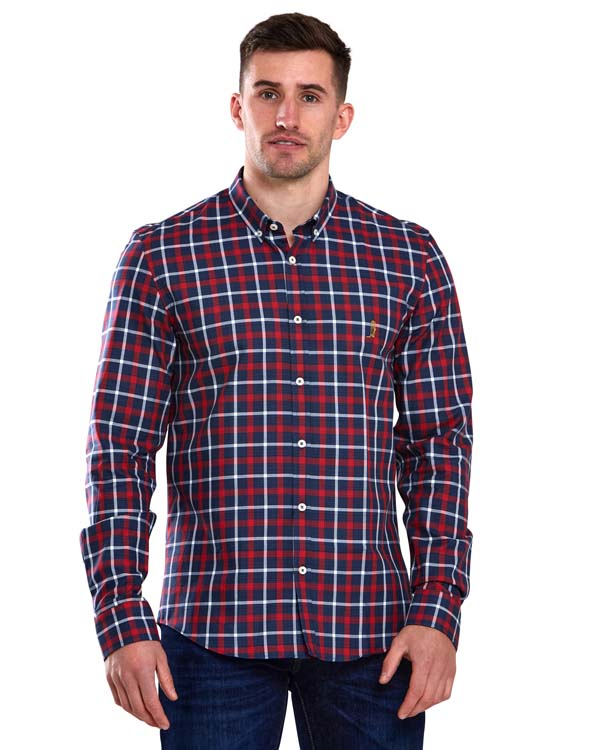 Heritage Check Shirt 2
