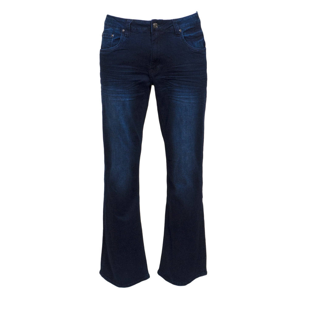 Hank Mens Flare Jean by Kingpin