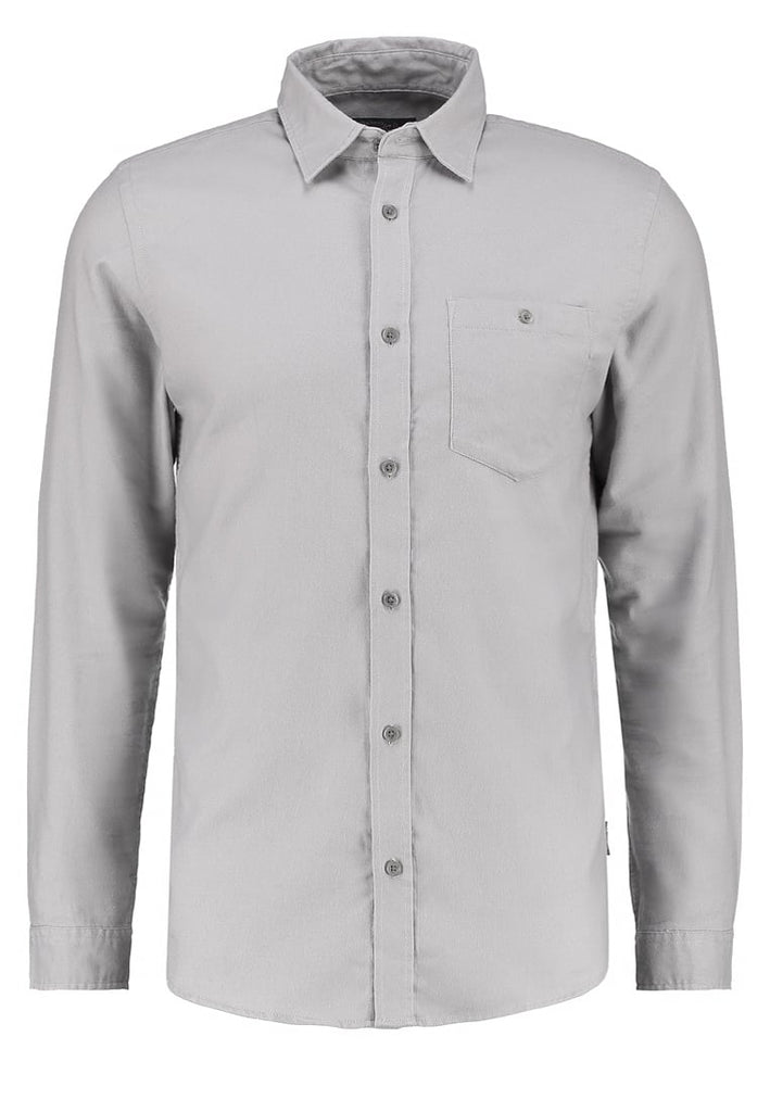 JORKris Long Sleeve Shirt Light Grey