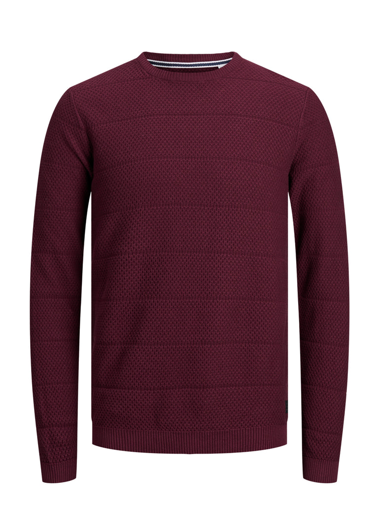Snow Crew Neck Port Royal Knit