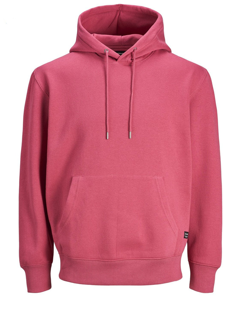 Men's Soft Over The Head Slate Rose Hoodie