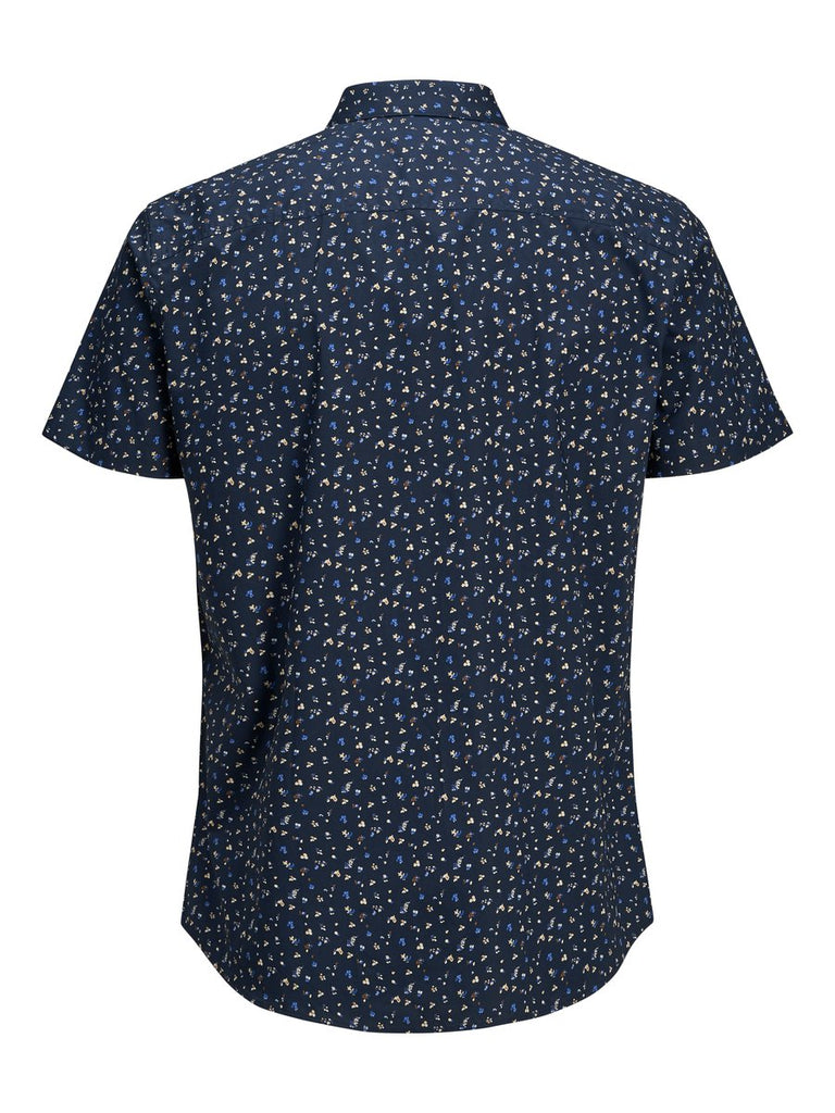 Men's Blackburn Shirt Short Sleeve Navy SU20