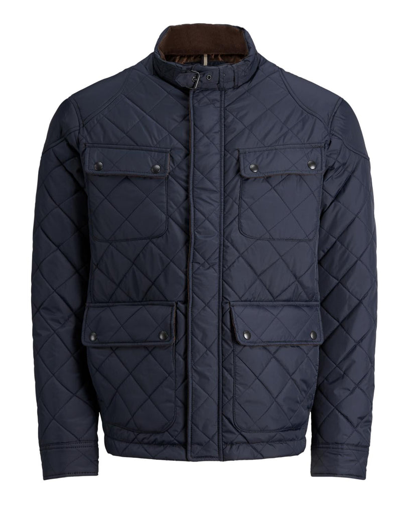 Stone Quilt Jacket by Jack and Jones Premium