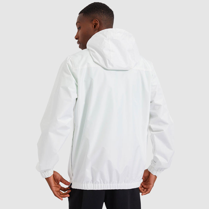 Li Fonti Over Head White Jacket by Ellesse