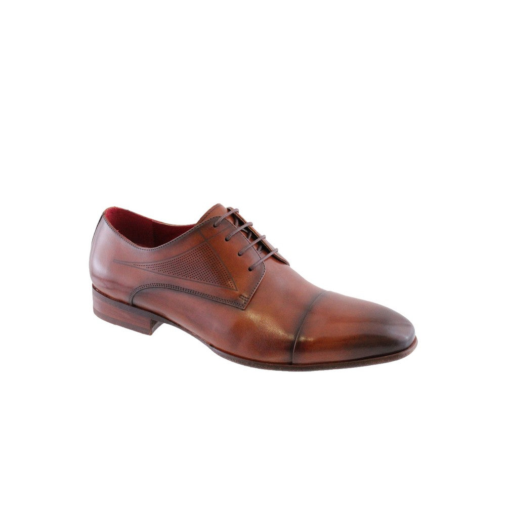 Men's Leather Tan Morgan Shoe