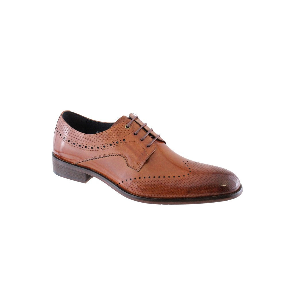 Leather Tan Morgan Shoe