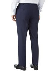 Harcourt Navy Tapered Trousers by Scopes