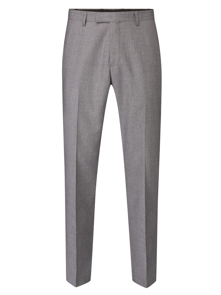 Harcourt Silver Tapered Trousers by Scopes