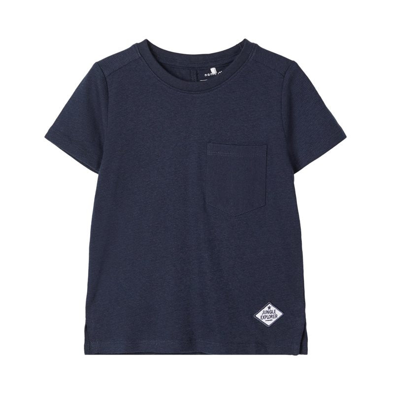 Short Sleeve Farcos Tee Navy