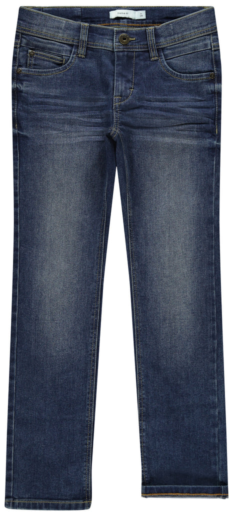 Ryan Cart Boys Medium Blue Regular Fit  Jeans
