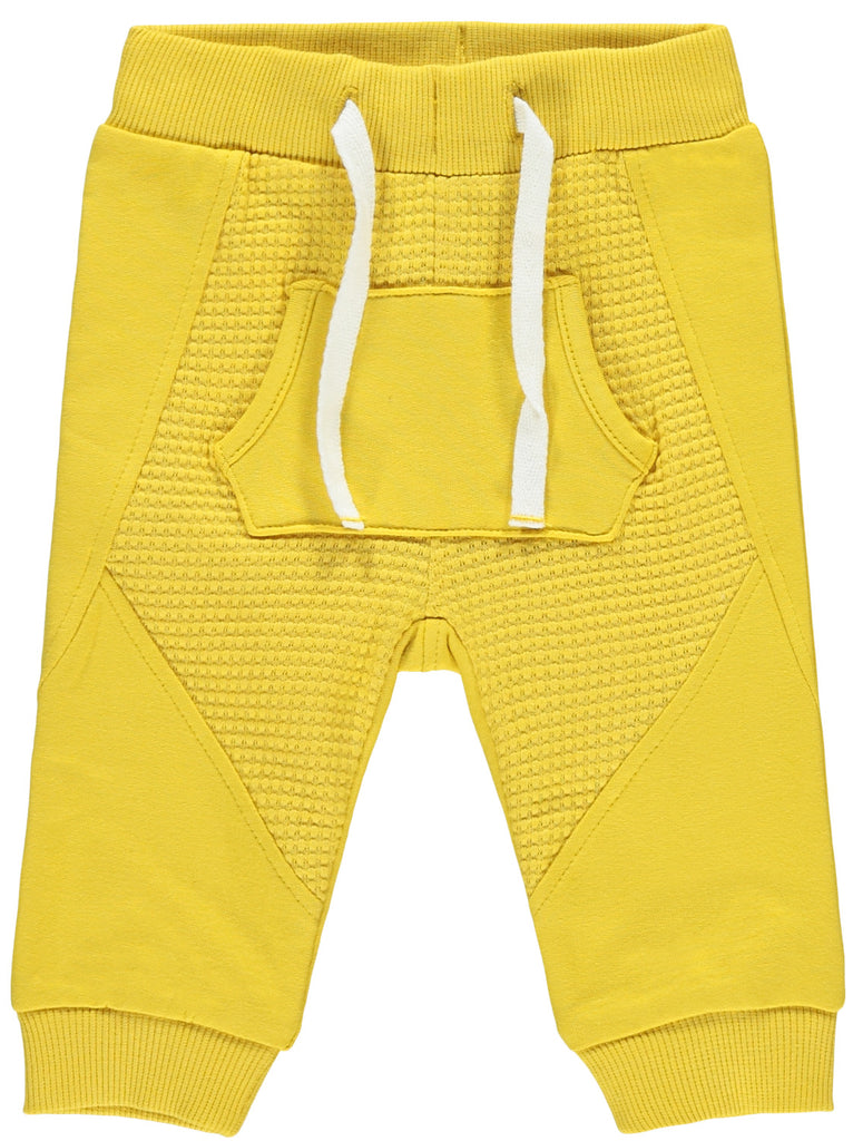Nacan Sweat Pant mustard
