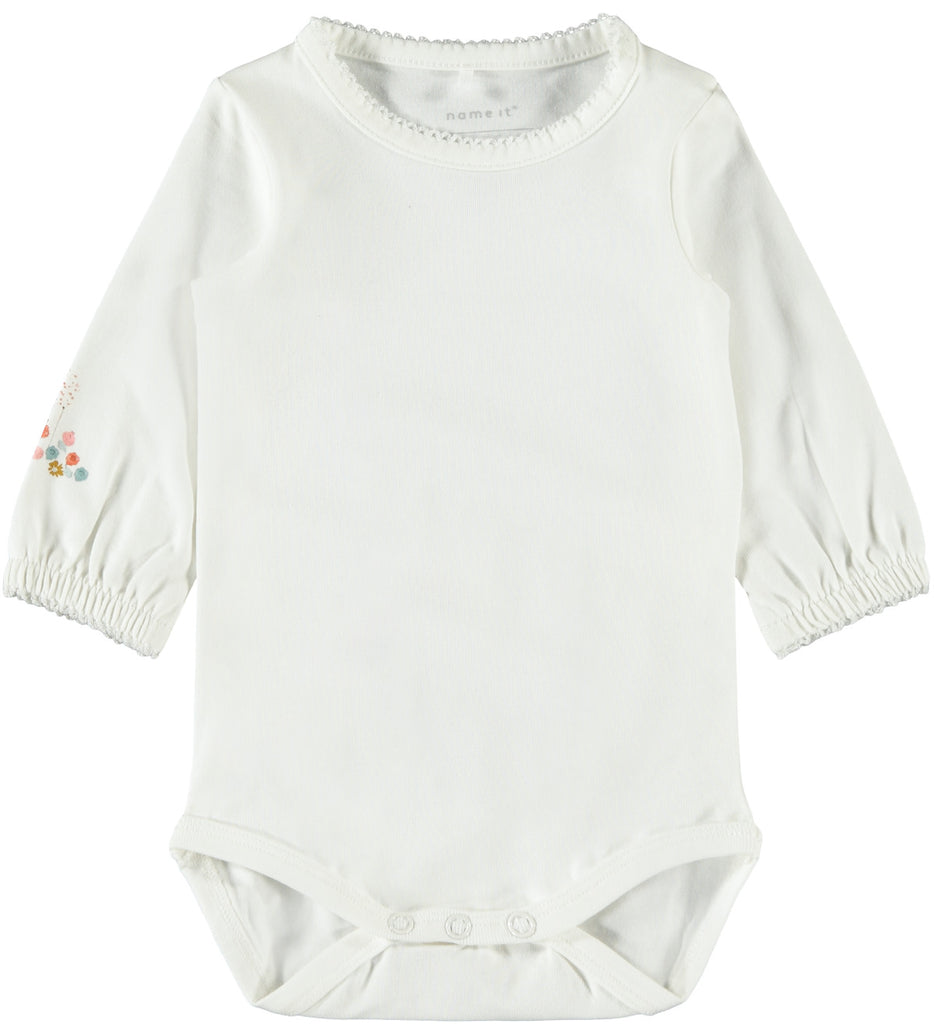 Otessa Long Sleeve Bodysuit