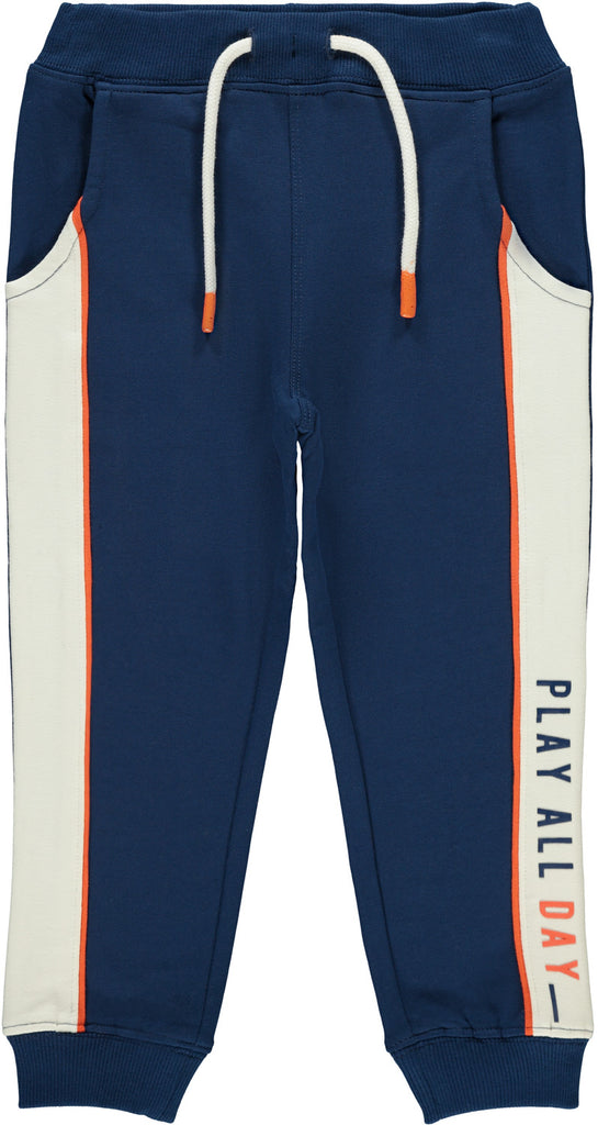 Loop Mini Boy Blue Sweat Pants