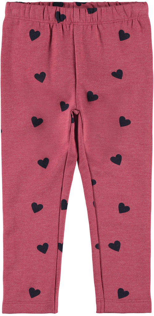 Osandra Sweat Legging red