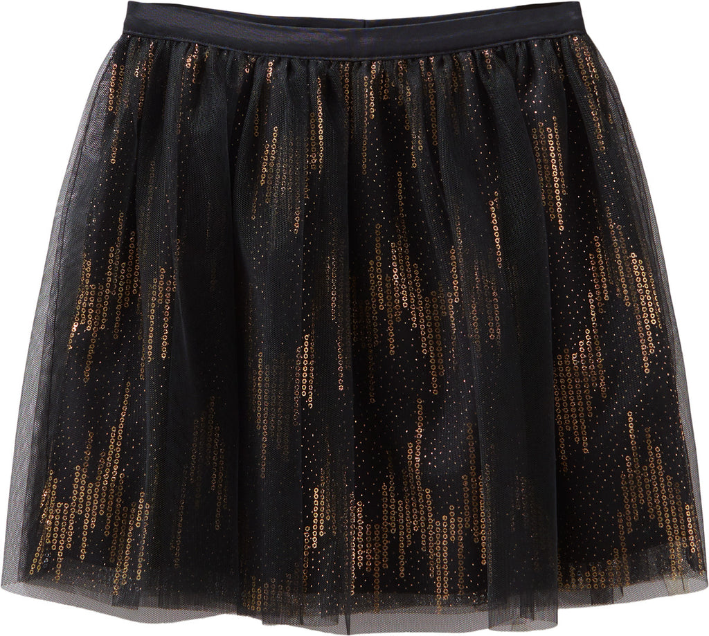 Verny Tulle Skirt gold